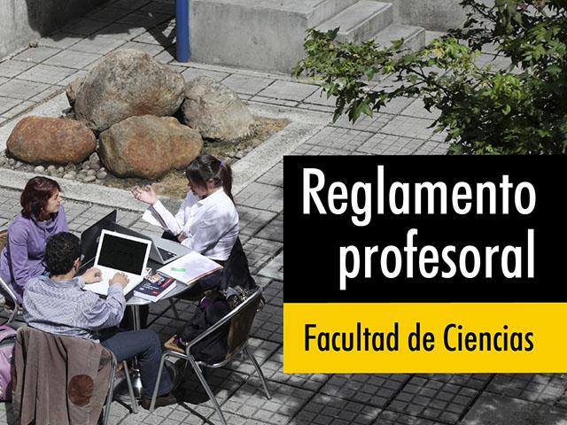 Reglamento Profesoral - Facultad de Ciencias